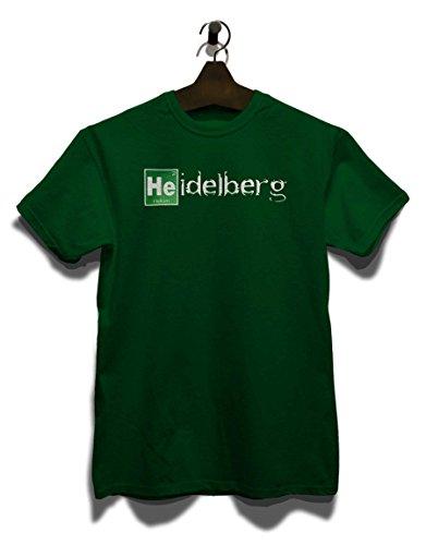 Heidelberg T-Shirt Dunkel Grün