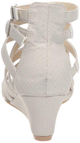 Friis & Company  Almut,  Scarpe col tacco donna Bianco (Weiß (Ivoire (Creme)))