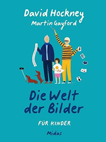 Die Welt der Bilder für Kinder (Midas KInderbuch) Buch-Cover