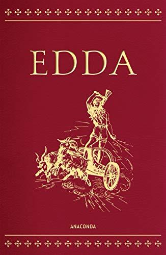 Edda - Die Götter- und Heldenlieder der Germanen (Cabra-Leder)