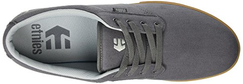 Etnies JAMESON 2 ECO, Chaussures de Skateboard homme Gris - Grau (GREY/GREY / 072)
