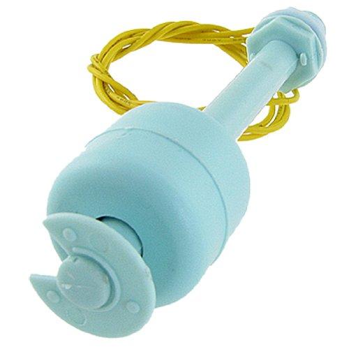 Tank flüssiges Wasser Level Sensor Vertikale Schwimmerschalter Blau