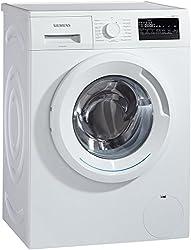 Siemens iQ300 WM14N2A0 Waschmaschine Frontlader / A+++ / 1390 UpM / 7 kg / iQdrive-Motor / speedPerfect / Outdoor/Imprägnier-Programm / Nachlegefunktion / waterPerfect / weiß