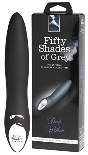 Fifty Shades of Grey Aufladbarer Luxus-Vibrator - Deep Within