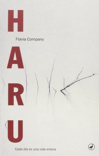 Haru/ Haru [Edition RoughCut) par Flavia Company i Navau