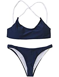d6e002cf31 Blues Women s Bikinis  Buy Blues Women s Bikinis online at best ...