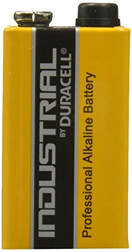 Duracell 6LP3146 Pile Industrial Standard 9 Volt, 10 pezzi