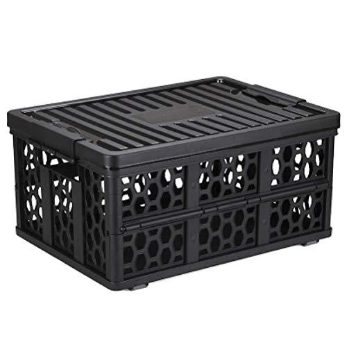 HLDY Verdicken aufbewahrungsbox medium aufbewahrungsbox Kleidung Spielzeug aufbewahrungsbox Auto aufbewahrungsbox Auto lagerung (Color : A) -