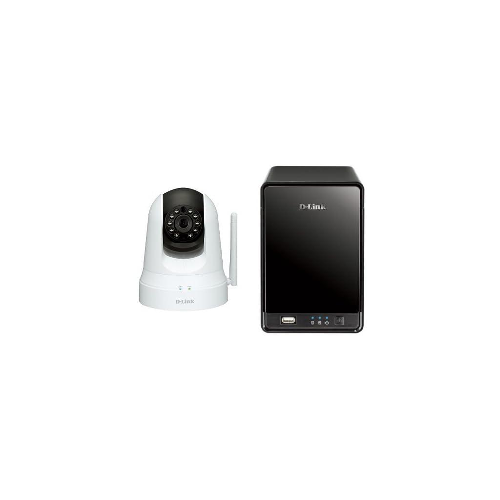 Videocamera di SorveglianzaD-Link DCS-5020L