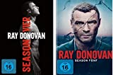 Ray Donovan Staffel 4+5 (8 DVDs)