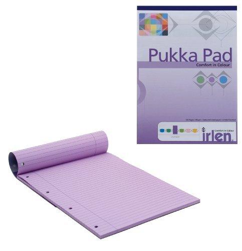 Pukka Pad, quaderno a blocco, formato A4, 80 g/m²