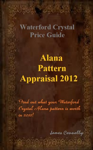 Waterford Crystal Alana Price Guide (English Edition)