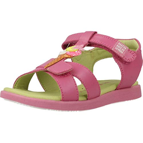 Agatha Ruiz De La Prada Aitana Sandalen/Sandaletten Madchen Rose - 34 - Sandalen/Sandaletten