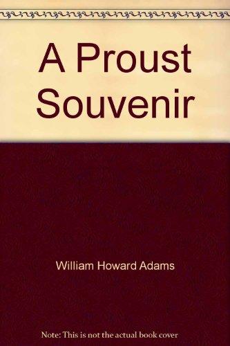 Title: Proust Souvenir A