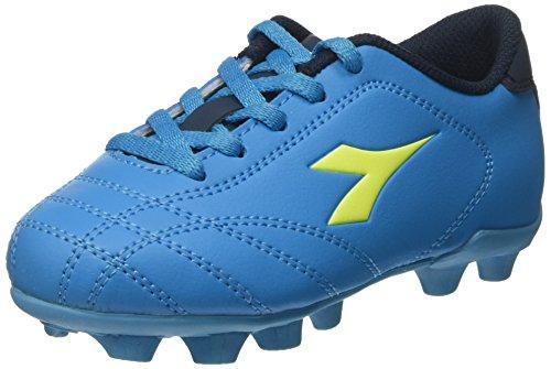 Da 6play Calcio blu Diadora Md Blu Bambino Scarpe Jr Fluogiallo OFvZTfwx