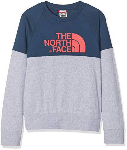 The North Face Y L/S Easy T Camiseta De Manga Corta, Unisex niños