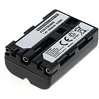 CELLONIC® Batería premium para Sony SLT-A58 SLT-A77 SLT-A65 SLT-A57 ILCA-77M2 SLT-A99 DSLR-A200, A68, A7 II, A77 II, A300, A350, A500, A580, A700, A850, A900, HDR-CX450 (1400mAh) NP-FM500H bateria de repuesto, pila reemplazo, sustitución