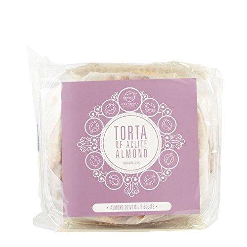 Huile D'Olive Brindisa Biscuits Aux Amandes 225G - Paquet de 6