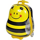 KNORRTOYS.COM - ROLLY TROLLEY Bagage enfant Rolly-Trolley, Bee