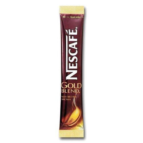 Nescafé Gold Blend entkoffeinierten Kaffee Sticks - 200 Stück