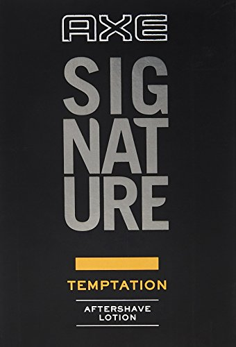 Axe Signature Temptation After Shave Lotion, 100ml
