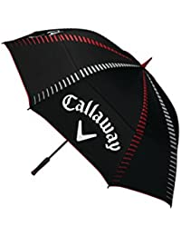"2017 Callaway Tour Authentic Performance 68"" Double Canopy Auto Mens Golf Umbrella"