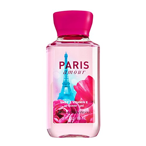 Bath & Body Works Travel Size Shower Gel (Paris Amour)