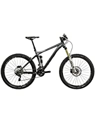 "VOTEC VM Comp - All Mountain Fully 2x10 27,5"" - dark grey glossy/black matt Tamaño del cuadro XL / 53 cm 2017 MTB doble suspensión"