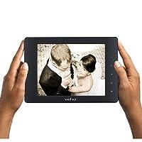 Veho Qudo Designer 8 inch Portable Digital Photo Album withBuilt-in Battery and Memory