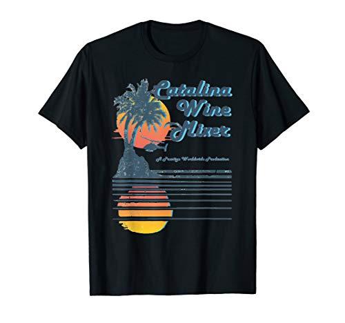 Catalina Wine Mixer (Vintage Catalina Wine Mixer Gifts T-Shirt)
