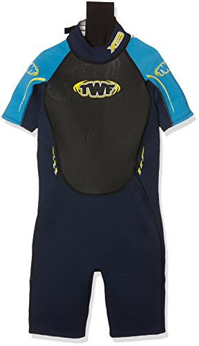twf-kids-xt3-shortie-wetsuit-blue-8-9-years