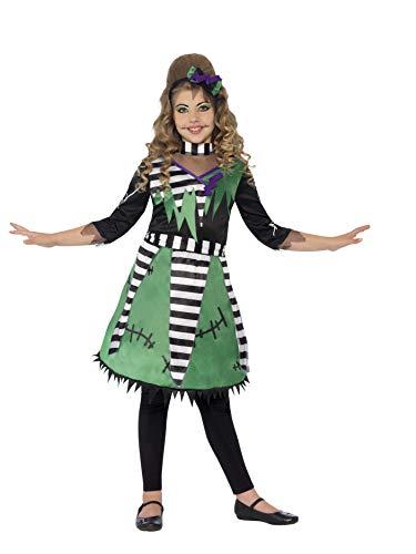 Smiffys Kinder Frankie Girl Kostüm, Kleid und Stirnband, Größe: S, ()