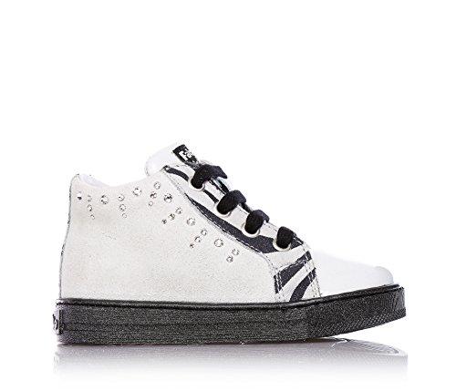 Naturino - Falcotto - Sneaker bianca, Bianco Bambina-22