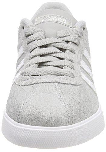 Bianco Adidas Classiques Courtset Femme Metallico Argento W Calzature Onici Gris 0 chiaro Bottes qTqcAz