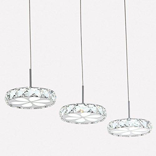 CY - lampe à cristaux led downlight moderne minimaliste salon lumière rectangulaire chambre restaurant éclairage lampes