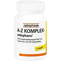 A-Z KOMPLEX ratiopharm Tabl., 100 St preisvergleich bei billige-tabletten.eu