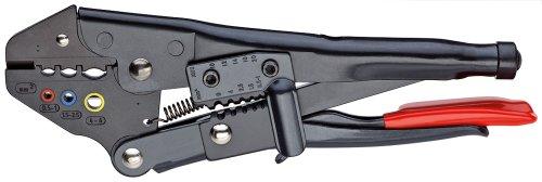 Pince-étau à sertir 215mm Knipex 97 00 215 A-Pince