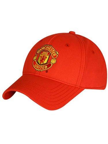 Manchester United Red Baseball Cap