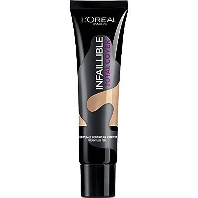 L'Oréal Paris Infalible Total Cover Fondo de Maquillaje