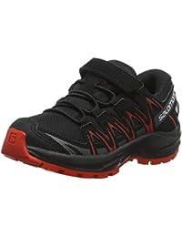 Salomon XA Pro 3D CSWP J Trail, Zapatillas de Running para Asfalto Unisex para Niños