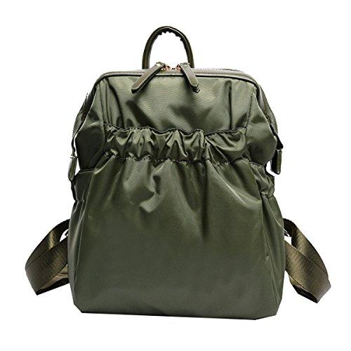 Yy.f Neue Schulterbeutel Handtaschen Nylon Hohe Student Taschen Damen Freizeit Reisetasche Praktische Interne Mehrfarbige Beutel Red
