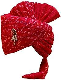 Rajasthani Wedding Safa Men's Cotton Wedding Turban