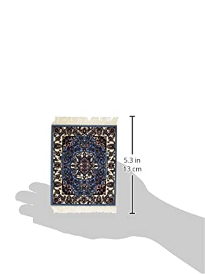 Coaster Rugs CHE-C Asian Collection Mouse Mat - Emperors Garden Pattern - inexpensive UK light store.