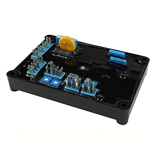 KKmoon AVR AS480 Automatischer Spannungsregler Hochleistungsstabiler Ersatz für Generatorstabilisatoren Elektronische Bauelemente und Systeme Universal AVR für AS480 -