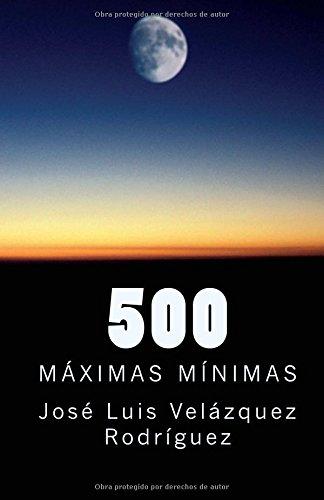 500 máximas mínimas