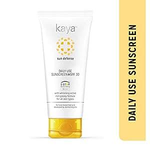 Kaya Clinic Daily Use Sunscreen SPF 30, 75ml