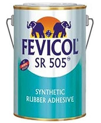 Pidilite DHR_048 Fevicol SR-505 Rubber & Contact Adhesive, 25 Liter