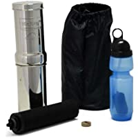 Kit con 1 Go Berkey GOBKKIT Nero