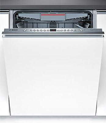 Bosch Serie 4 SMV46MX03E Totalmente integrado 14cubiertos A++ lavavajilla - Lavavajillas (Totalmente integrado, Tamaño completo (60 cm), Acero inoxidable, Botones, Frío, 14 cubiertos)