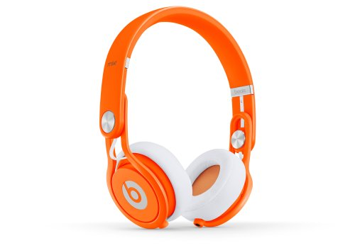 34dec3a9ddd Buy Beats Mixr Wired Headphone (Orange) Online at Lowest Price in India